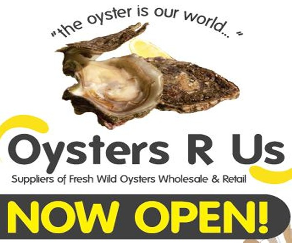 Oysters R Us - Now Open