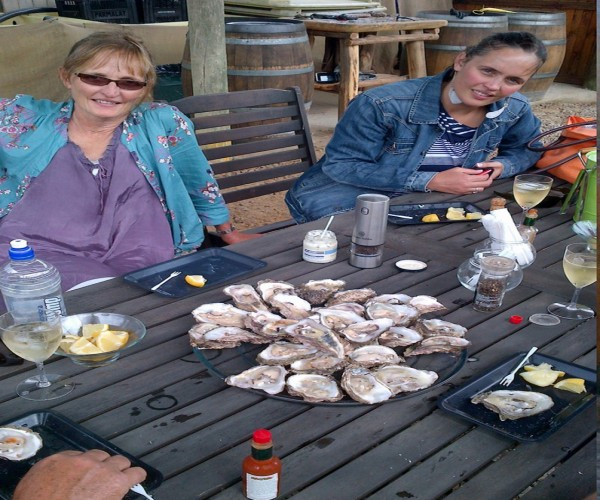 The best oysters in town